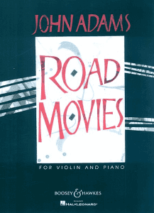 Road movies cover
