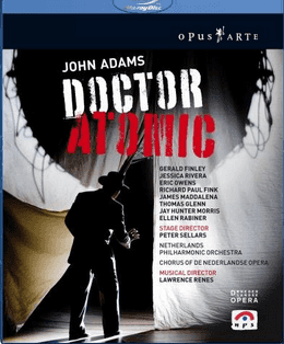 Dr atomic DVD sellars