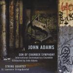 String Quartet cd cover 1