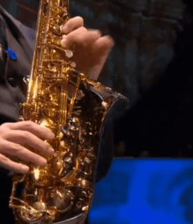 Saxophone Concerto - Earbox - John Adams