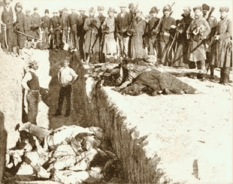 Indian massacre 1